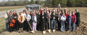 FOP - ground breaking