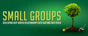 FoP Small groups website ad